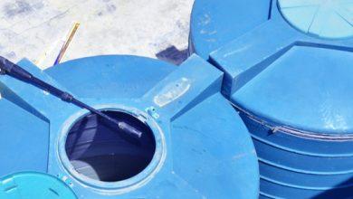 شركة تنظيف خزانات في بدر